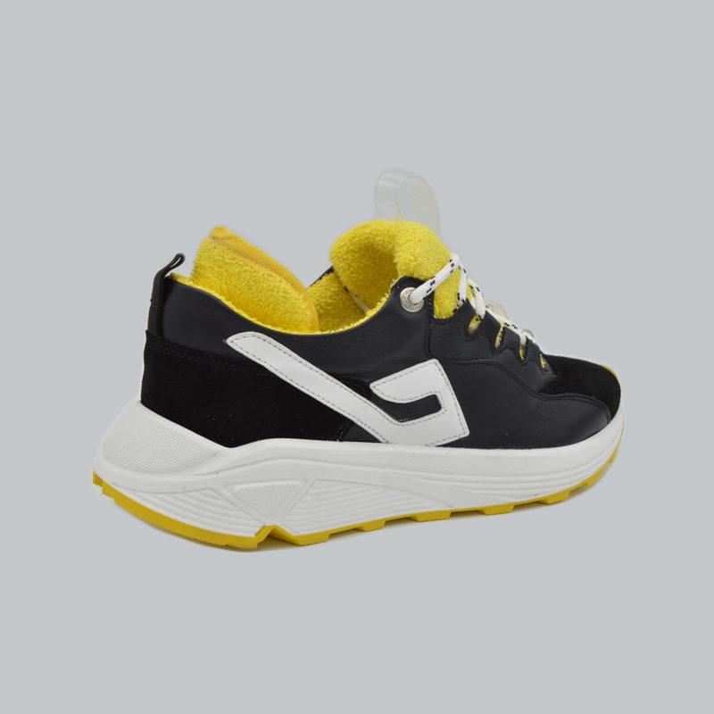 D-CLOUD Black Yellow