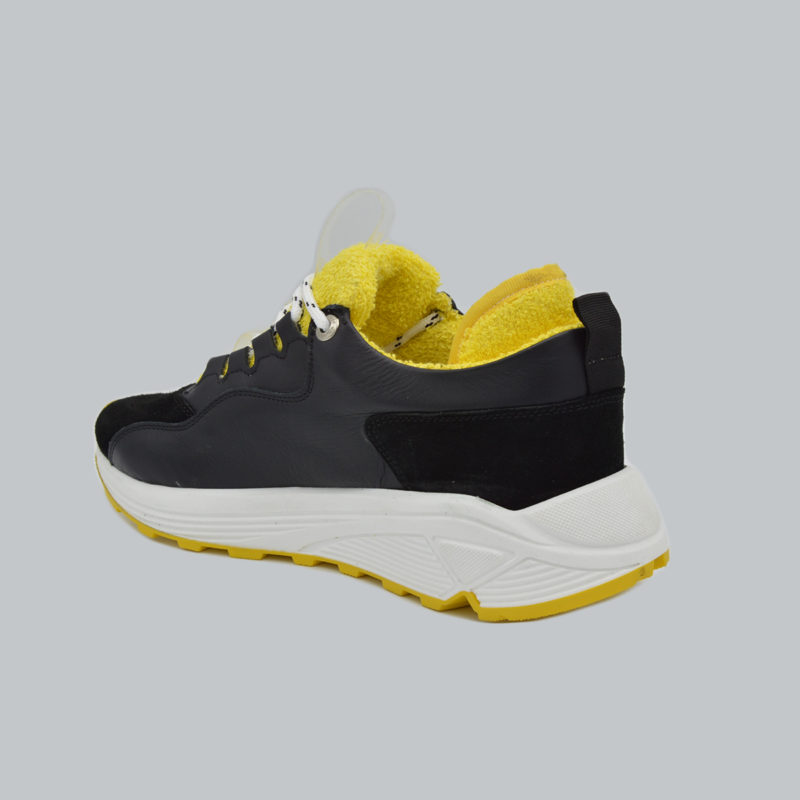 D-CLOUD Black Yellow